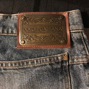 Dolce & Gabbana vintage Jean